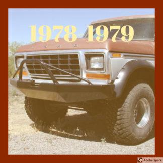 78-79 Bronco