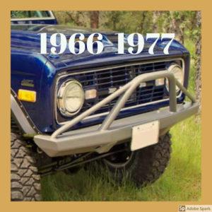 1966-1977 Bronco