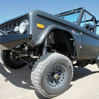 1966-1977 Bronco Front Bumpers